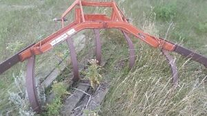 3 - POINT HITCH CULTIVATOR