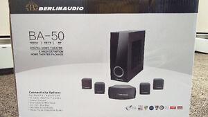 BerlinAudio BA50 HomeTheater for $500.