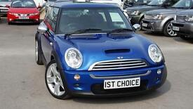 2005 MINI HATCH COOPER S GREAT LOOKING REAL VALUE P/X WITH VERY GOOD HISTO