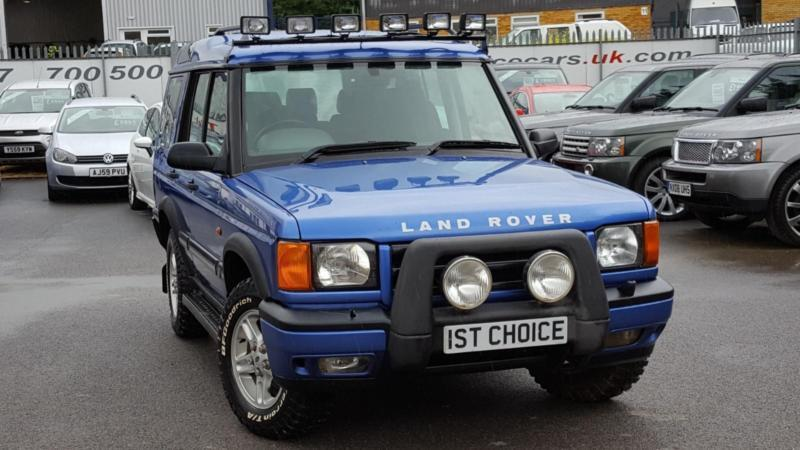 Older Land Rover Discovery ✓ Land Rover Car