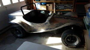 Dune buggy project car