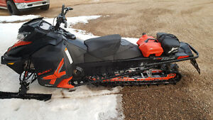 2014 summit x 154 with fresh top end