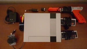 Classic NES Action Set Complete in BOX w/ games