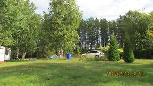 Terrain et roulotte à sellette à vendre Lac-Saint-Jean Saguenay-Lac-Saint-Jean image 2