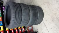 "BMW OEM Eagle F1 Run Flat 19"" (tires only, no rims)"