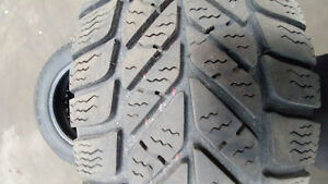 2 Winter Tires - 185/65/15 Kitchener / Waterloo Kitchener Area image 6