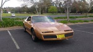 1982 Pontiac Firebird SE Trans AM, RHD, Auto Very good condition Northmead Parramatta Area Preview