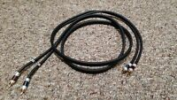 Monster Cable M850i RCA cables