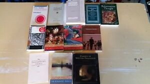 Literature and Philosophy books