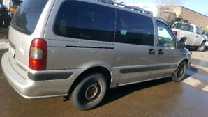 CERTIFIED AND E TESTED/2005 Chevrolet Venture