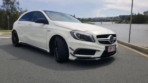 Mercedes a45 AMG