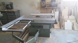 Complete cabinet making equipment for sale