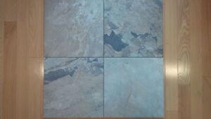 "Award Winning Italian Porcelain Tiles - 12""x12"" – 192 sq ft"