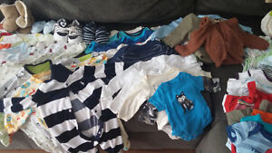 Boys assorted clothing 0-6 months London Ontario image 3