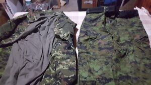 Paintball and Airsoft Uniforms and Vests