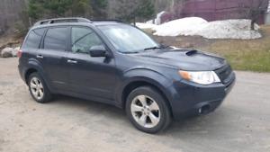 Subaru Forester XT 2010