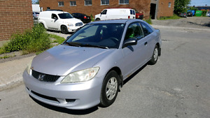 Honda civic 2005 LX special edition