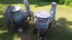 2 Graco paint sprayers