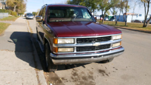 Chevy tahoe mint