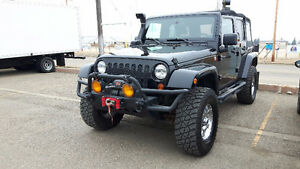 !!!THE JEEP THAT SMITTY BUILT IS HERE 2012 Jeep Wrangler!!!