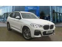 2018 BMW X3 xDrive30d M Sport 5dr Step Auto Semi-Auto Estate Diesel Automatic