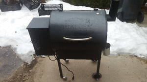 Traeger Texas Elite Wood Pellet Smoker