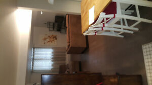 3.5 well furnished apartment downtown Montreal near Concordia