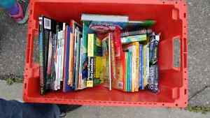 Moving clearance sale.  All children's books must go!!!