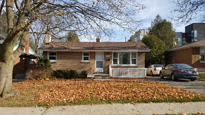 5 Bedroom Furnished House for Rent Near UW and Laurier - 4 Mo Kitchener / Waterloo Kitchener Area image 1