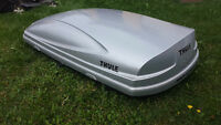 Thule Atlantis XT-1600 Roof Cargo carrier, used only once.
