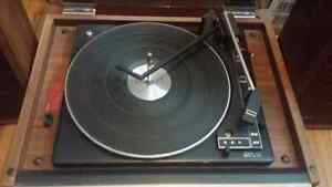 Record Player 1974 Sony