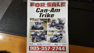 Can-Am Trike for Sale