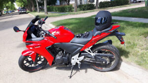 2013 Honda CBR 500r priced for quick sale!