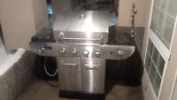 Master Chef Natural Gas BBQ - Two Days to sell!