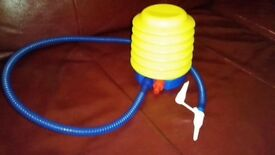 Brand New Pump for Toys & Inflatables