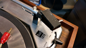 Dual 1019 Turntable for parts or repair!