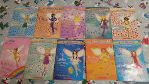 10 Rainbow Magic Books