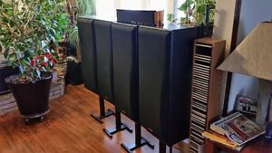 5 speaker Serround System ( To Large for new space )