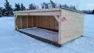 CALF SHELTERS- order now to avoid calfing season waits