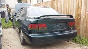 1998 Honda Civic Coupe (2 door)