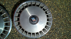 Buick Metal Hubcaps for Winter Tires