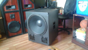 Stage Subwoofers (21 Inch Drivers)