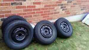 4 15 inch rim with tires