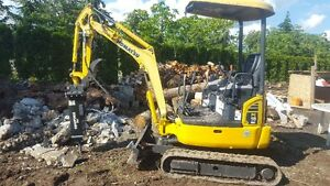 Excavation, Bobcat, Drainage, Snow Removal, Rubbish removal