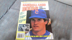 Baseball Cards presents... magazine 1991(Cards inside)
