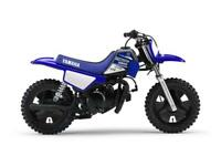 2018 YAMAHA PW50 | IN STOCK NOW! | BLUE WHEELS | PEEWEE 50 QR XR JR