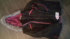 Brand new never worn London F.O.G. winter coat. Size 12 girls.