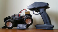 Call Of Duty  RC-XD Car (Gamers Toy)