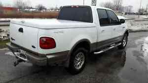2003 F150 KING RANCH 4X4 CREW  SUNROOF  NEW TIRES  LEATHER  SALE