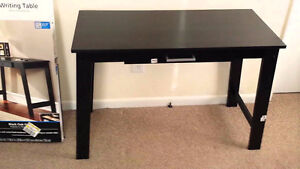 MAINSTAYS WRITING TABLE NEW